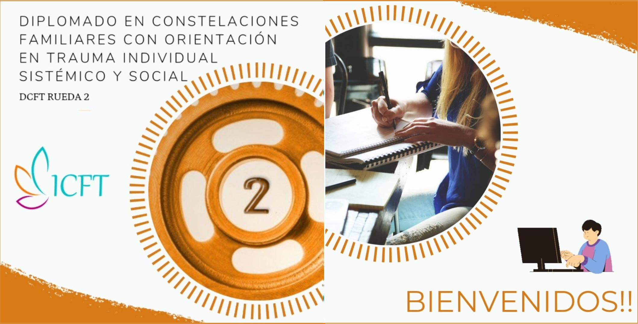DIPLOMADO EN CONSTELACIONES FAMILIARES CON ORIENTACIÓN EN TRAUMA INDIVIDUAL, SISTÉMICO Y SOCIAL 2
